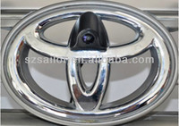 Car logo front view car camera for toyota vehicles