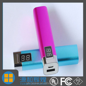 Digital Display Meter mobile Phone Charger Power Bank 2000Mah
