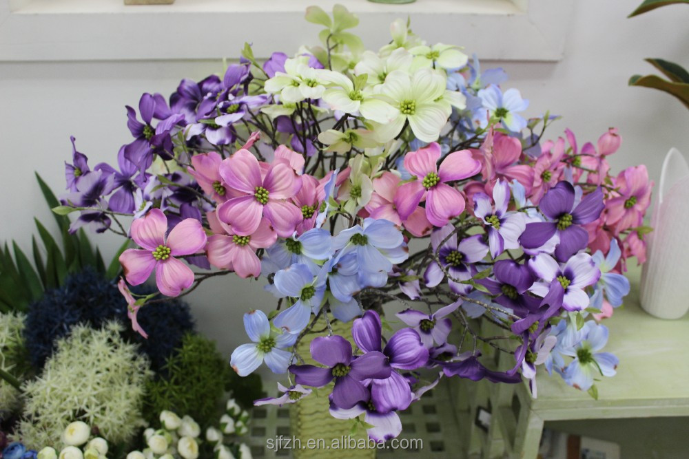 High quality artificial flowers cheap decor wedding flowers