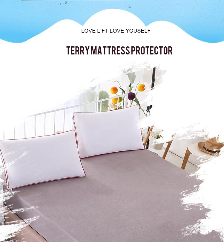 mattress cover zipper