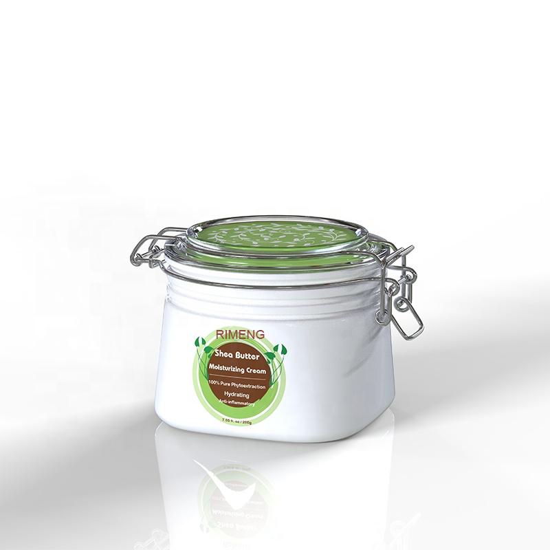 OEM & ODM Best Shea Butter feuchtigkeitsspendende Falten-Gesichtscreme