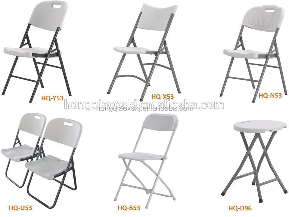 Moule De Soufflage PE Solide Chaise Pliante Jardin Camping BARBECUE Design Moderne Simple