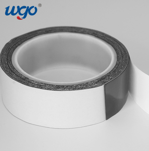 Heat temperature resistance magic pvc padded waterproof double adhesive strip suction cup tapedie-cut double sided adhesive tape