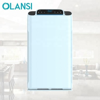 Ce Cb Approval Portable Negative Ion Hepa Filter Air Purification Olansi Factory Oem Air Purifier
