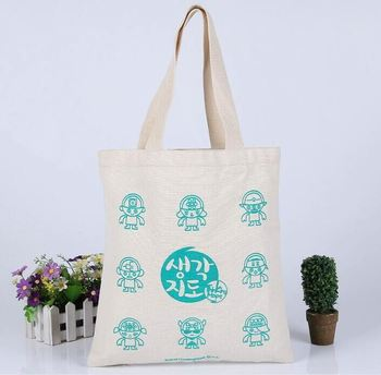 19e13855f16 High Quality 100% Organic Cotton Bag Promotional Recycled Foldable Tote  Reusable Shopping Cotton Bag - Buy Recycled Cotton Bag,Cotton Canvas Tote  ...