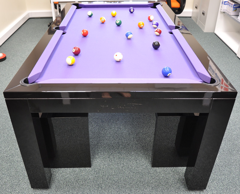 Awesome MDF 7ft Home Use Pool Table With Dining Top Pool Dining Table