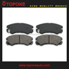 Brake Pad D4031M For OPEL FRONTERA MONTEREY ACURA SLX HONDA Passport ISUZU Amigo Axiom Rodeo Trooper VehiCROSS
