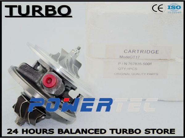Турбонаддувом ядро GT1749V 767835 55205474 для Fiat Croma II 1.9 JTD двигателя Z19DT 55195787 55193105 55205179 93192073 93183681