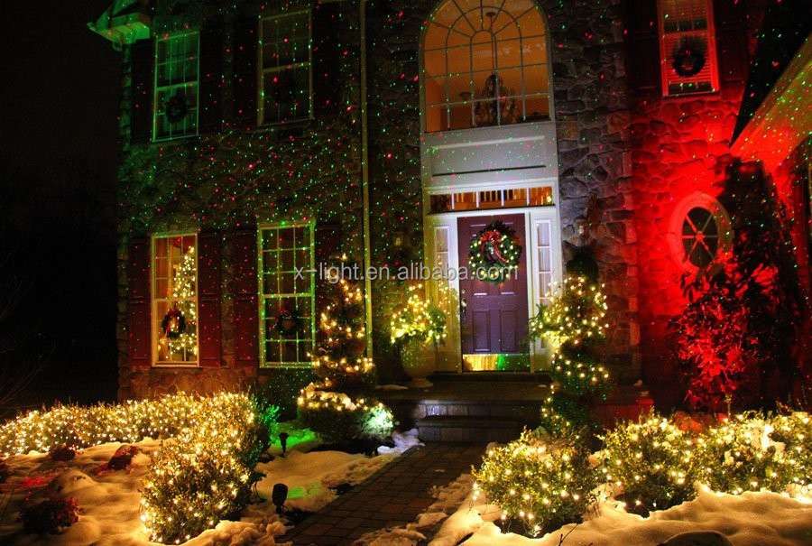 Cheap Outdoor Christmas Laser Lights/laser Walmart Christmas ...