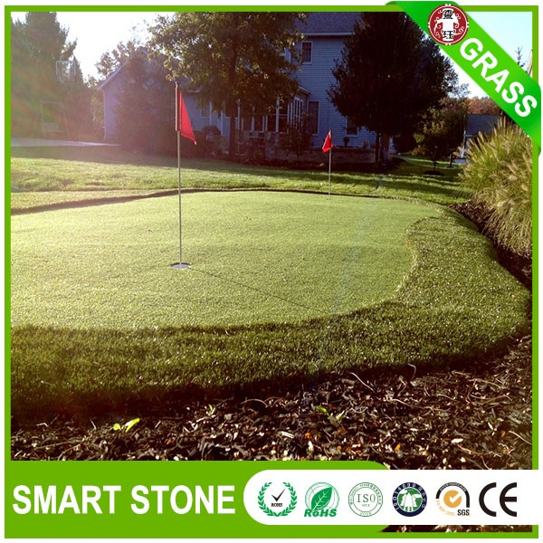 UV resistance artificial grass for mini golf naturallooking grass turf for sale