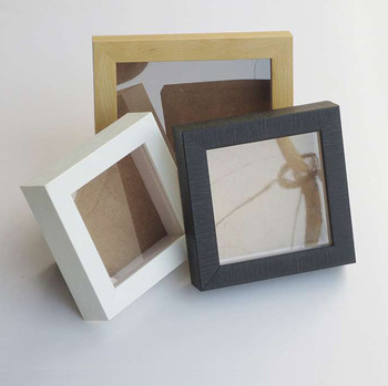 Wholesale Shadow Box Frames With Glass Or Plexiglass And Deep Box