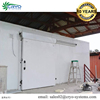 Prefabricated Seafood processing plant Outdoor ice storage cold room