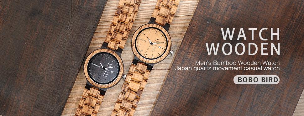f6a9cefdf89b BOBO BIRD colorful watches ladies Wooden Bamboo women watch saat erkek  relojes