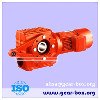 Hollow shaft helical worm gear motor with torque arm buy for Hollow shaft gear motor