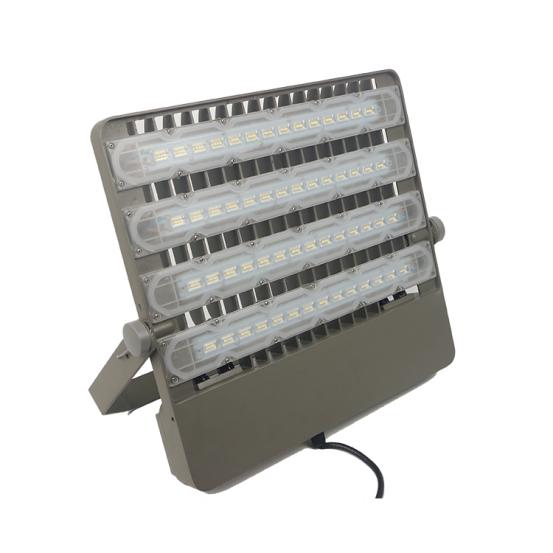 updated led flood light with photocell buy updated led. Black Bedroom Furniture Sets. Home Design Ideas