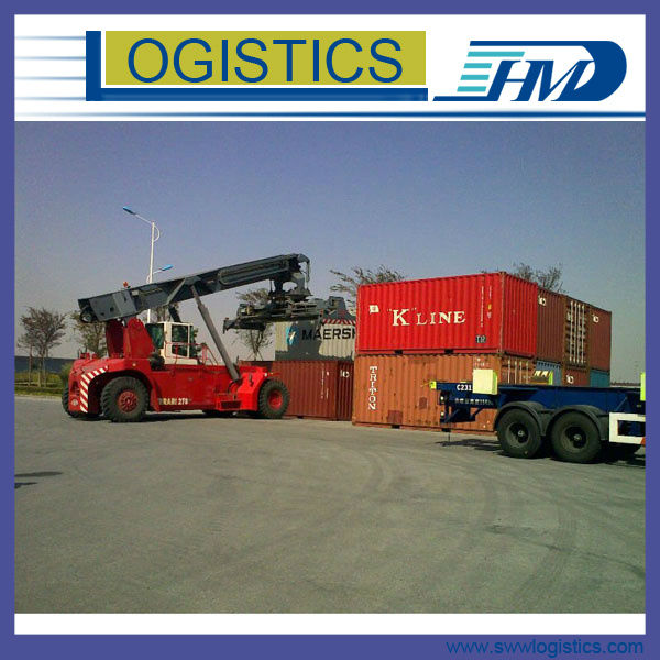 Container shipping from Qingdao China to Durban South Africa
