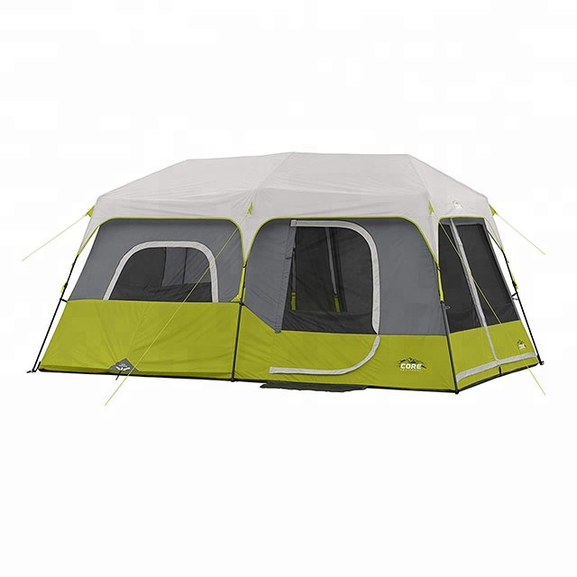 Double layers waterproof family camping <strong>tent</strong> for 9 persons