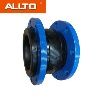 Flange Connection Single Sphere Rubber Expansion Joint