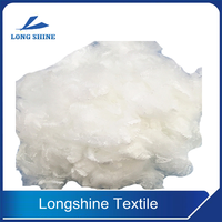 100% polyester hollow conjugated silicon polyester staple fiber