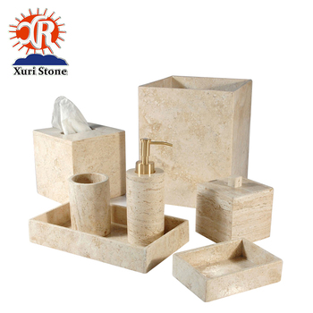2018 New Marble Bathroom Accessories Sets Buy Marble Bathroom