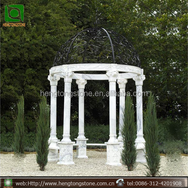 Hand Carved Marble Wedding Gazebos For Sale, Hand Carved Marble ...