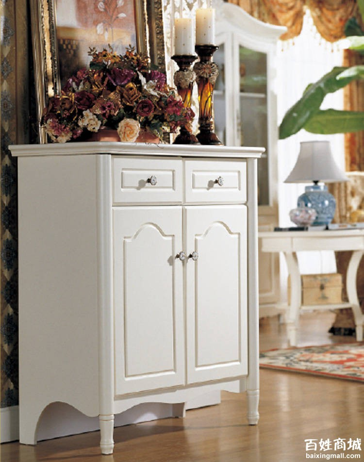 Shoe Storage Cabinet Solid Wood Shoe Cabinet For Living Room - Buy ...