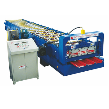Ibr หลังคาแผ่นหลังคา wall panel roll forming machine