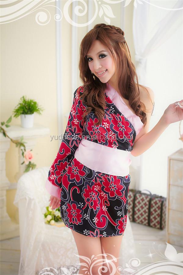 aba2762114 Hot Sexy Japanese Kimono Pajamas Bath Robe - Buy Bath Robe