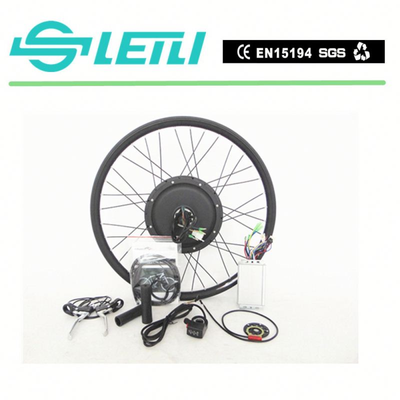 E-Bike Conversion Kit with Controller 48V 1500W