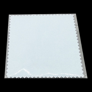 Microfiber Jewelry Silver Cleaning Cloth