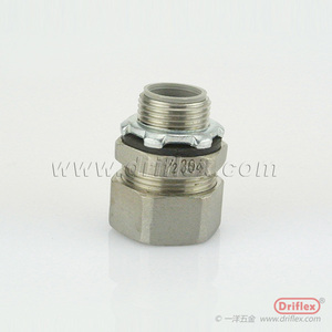 Cable conduit adapter SS made by Driflex in China