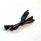 2 Pin CN Flat plug Customized IEC C7 AC Power Cord with switch