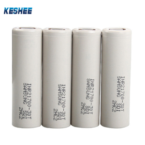 2018 new arrival authentic INR21700-30T 3000mah 35A for Samsung 21700 li-ion battery cell