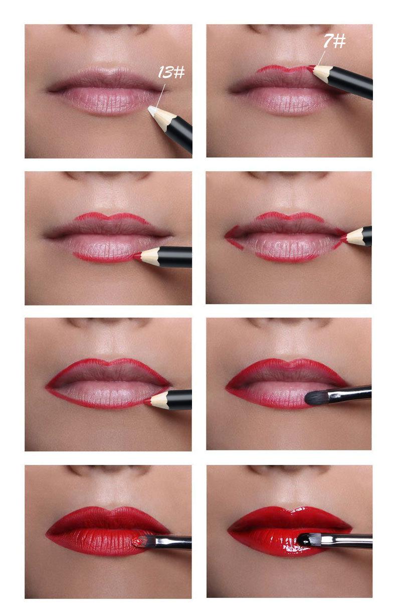 окружении лето вечерний макияж губ пошаговое фото яблоко предоставляет свободу