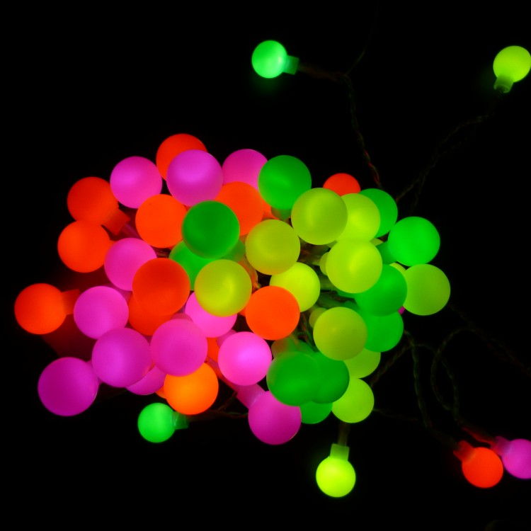 Party Supplies Decorations LED String Ball Light