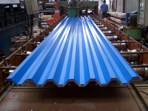 Prefab House Designs For Kenya Zinc Corrugated Roofing Sheet/steel ...