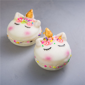 special flower soap wedding gifts Ice Cream /Hellokitty Shaped Scented Soap for guests soap favors souvenir with best quality