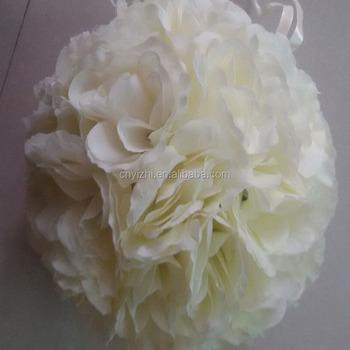 Wholesale white silk wedding rose balls floor type hanging wholesale white silk wedding rose balls floor type hanging decorative artificial flower rose ball mightylinksfo