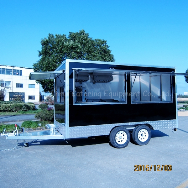 mobile kebab van cart for sale