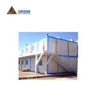 Lingshan CE approved container motel in cost effective