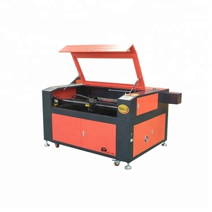 CNC Co2 laser cutting machine for MDF/Acrylic/Fabric