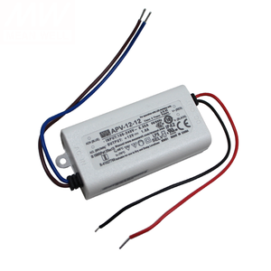 Mean Well APV-12-5 5V 2A Power Supply IP42 10W LED Driver