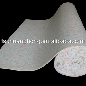 polypropylene gel pu foam backing carpet underlay cleaning dry