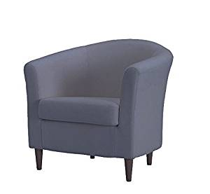 Replace Cover For IKEA Ektorp Tullsta Chair, 100% Cotton Sofa Cover For Ektorp  Tullsta
