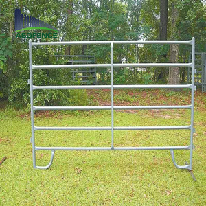 Galvanized Portable Goat Panels/Sheep Panels/Horse Panels(Factory)