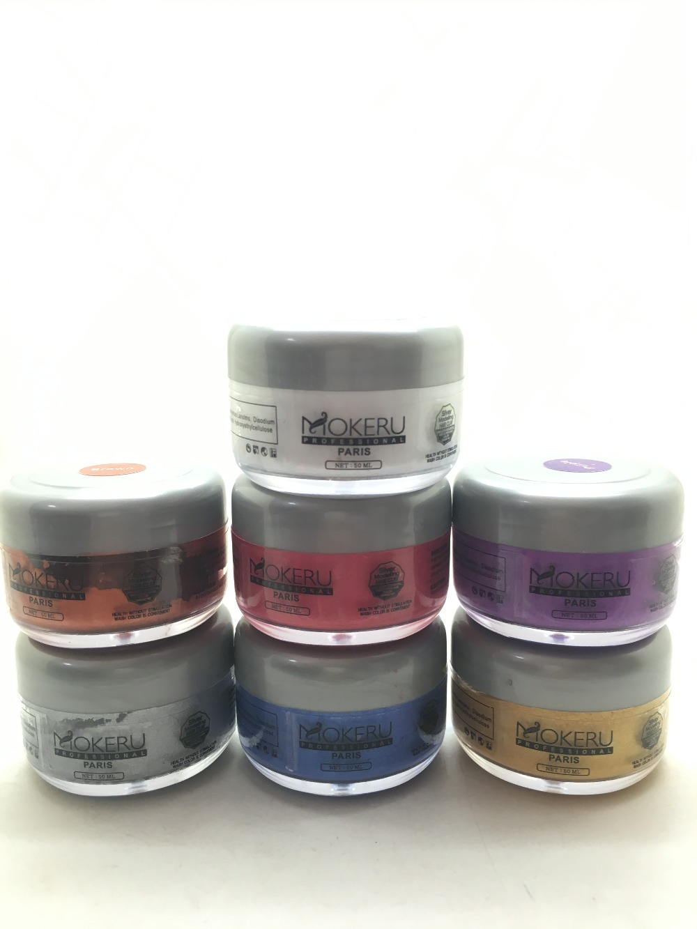 Natural hair styling wax