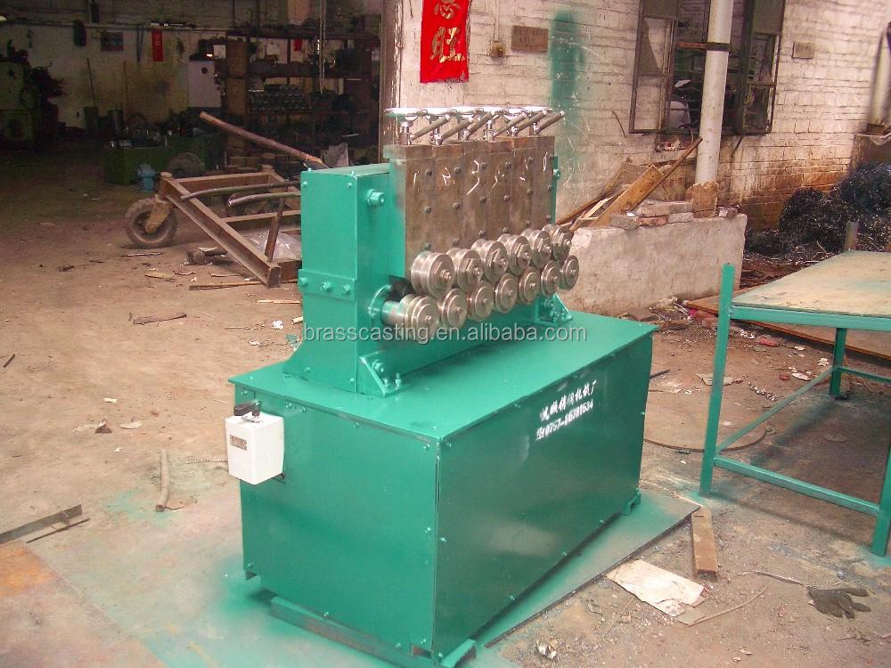 13 Wheels Straightening Machine for Brass Bar ,Steel Bar, Copper Rod