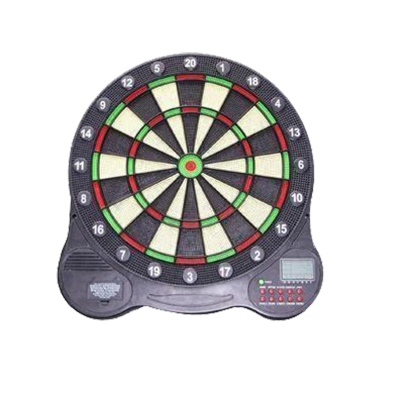 Funny Amazing Popular Electric Dartboard On Display