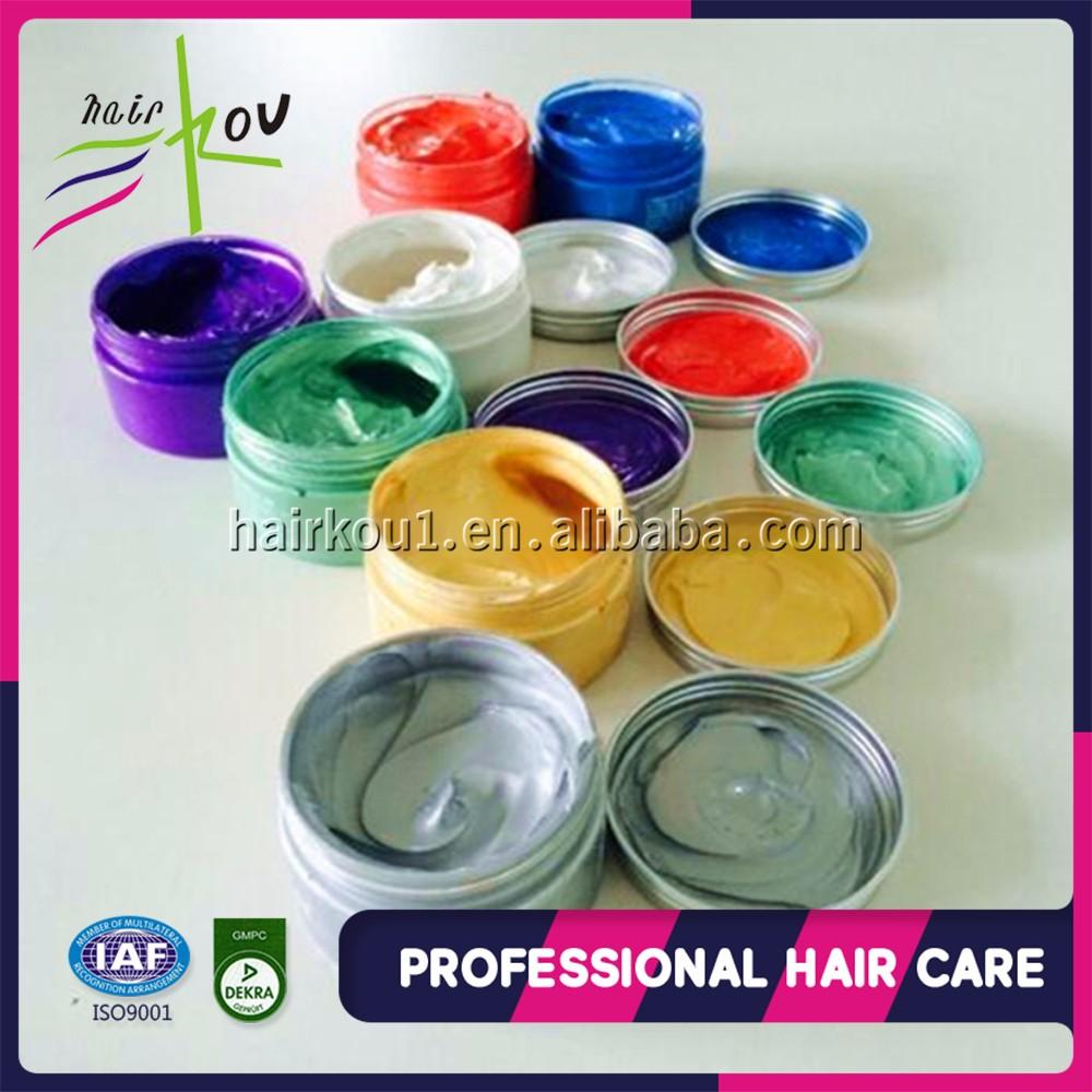 China Professional Extra Man Gel Pomade Jar Hair Wax Men Plastic ...
