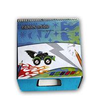 Car Design Kids Creative Drawing Book Toys - Buy Kids Drawing Toy ...